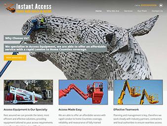 Instant Access UK